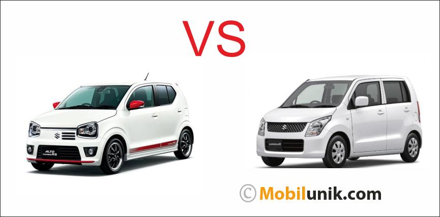 Perbandingan Mobil LCGC Indonesia Vs Kei Car Japan - Mana ...